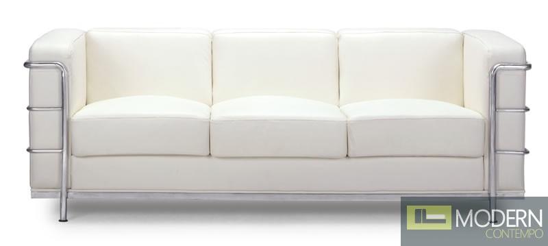 Fortress Sofa White