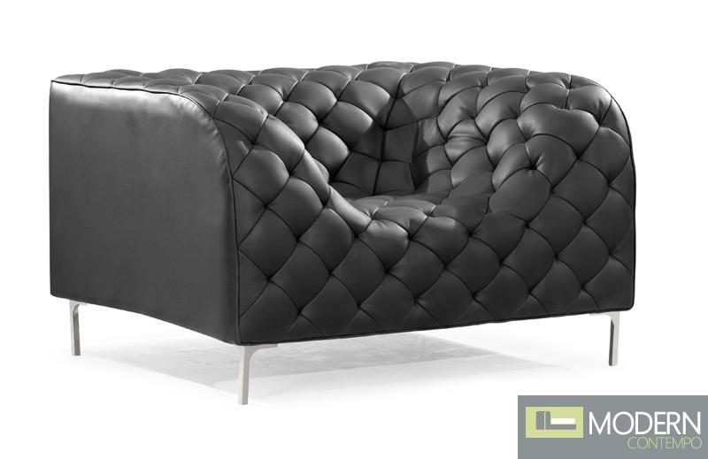 Providence Arm Chair Black