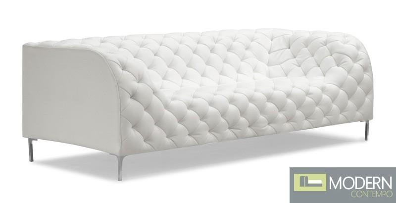 Providence Sofa White