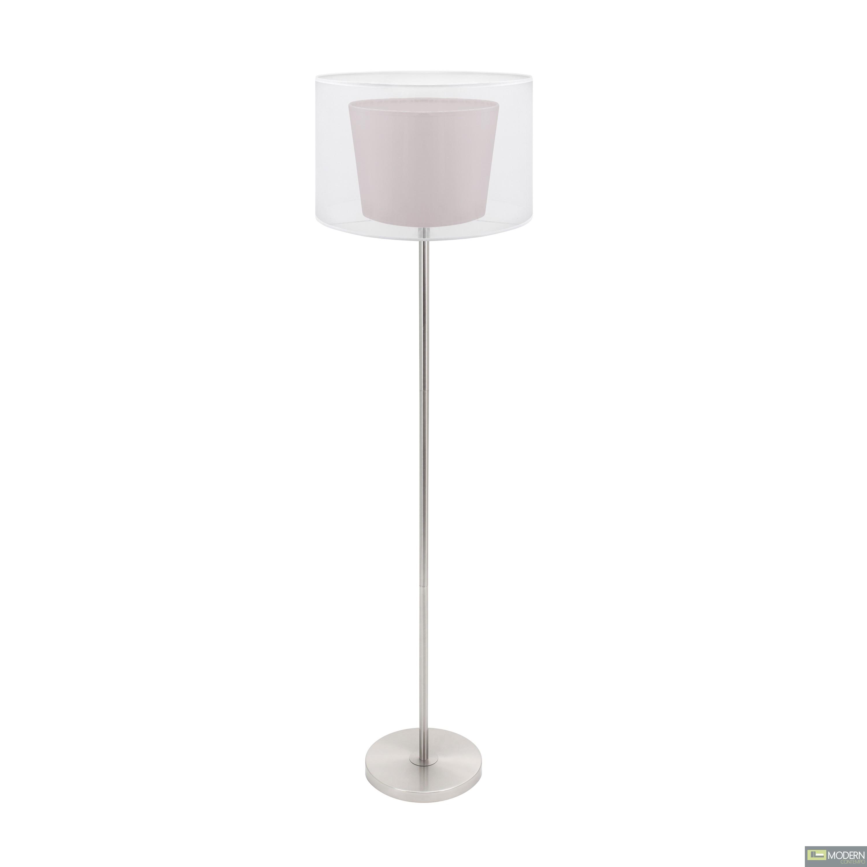 Lumisource Duo Drum Floor Lamp