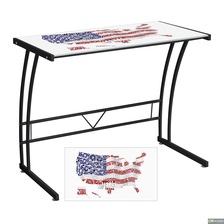 Graphic Top Sigma Desk