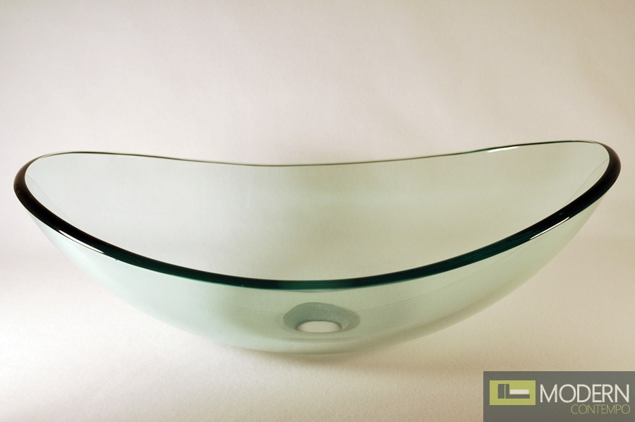 Clear Slipper Vessel