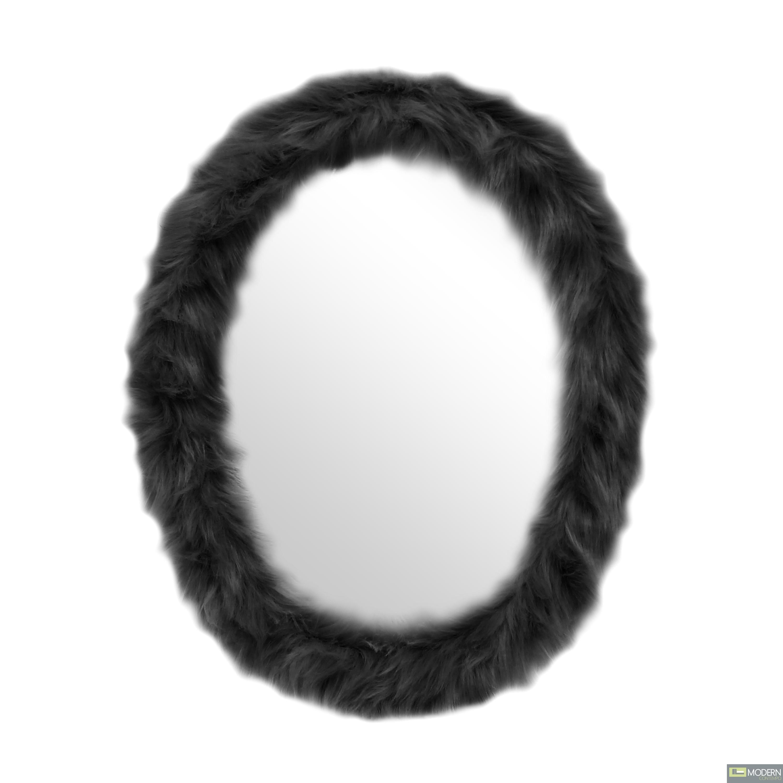 Furr Mirror - Oval