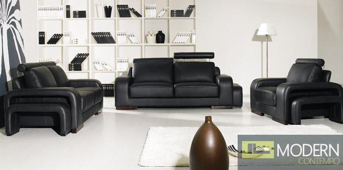 A 32B - Ultra Modern Sofa Set