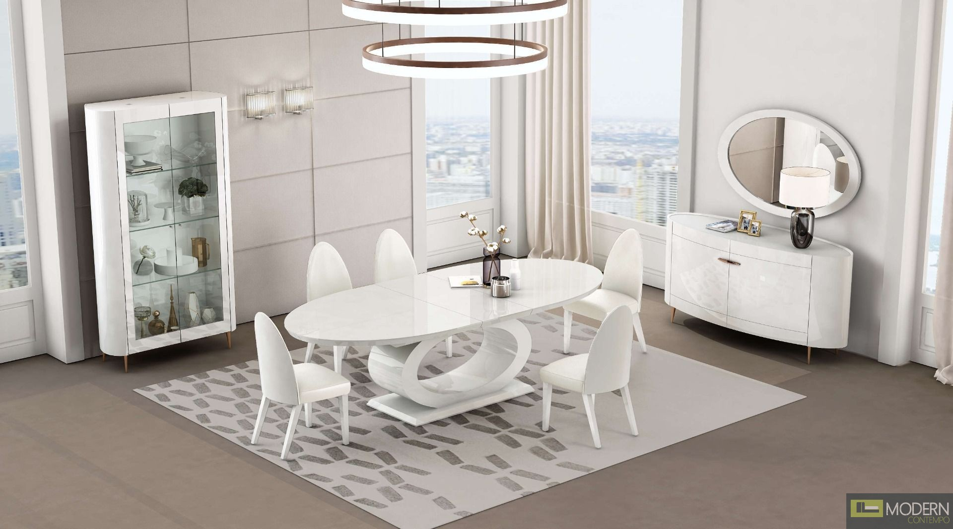 Eva Dining Table Set