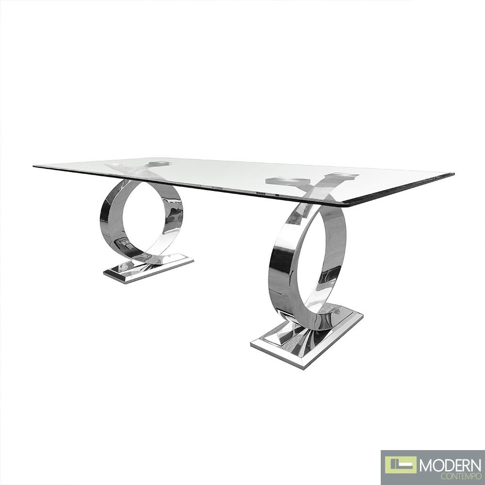 Lagos High Polished Dining table