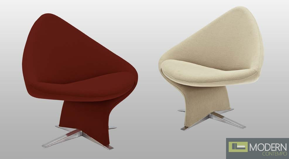 Amelia - Modern Lounge Chair