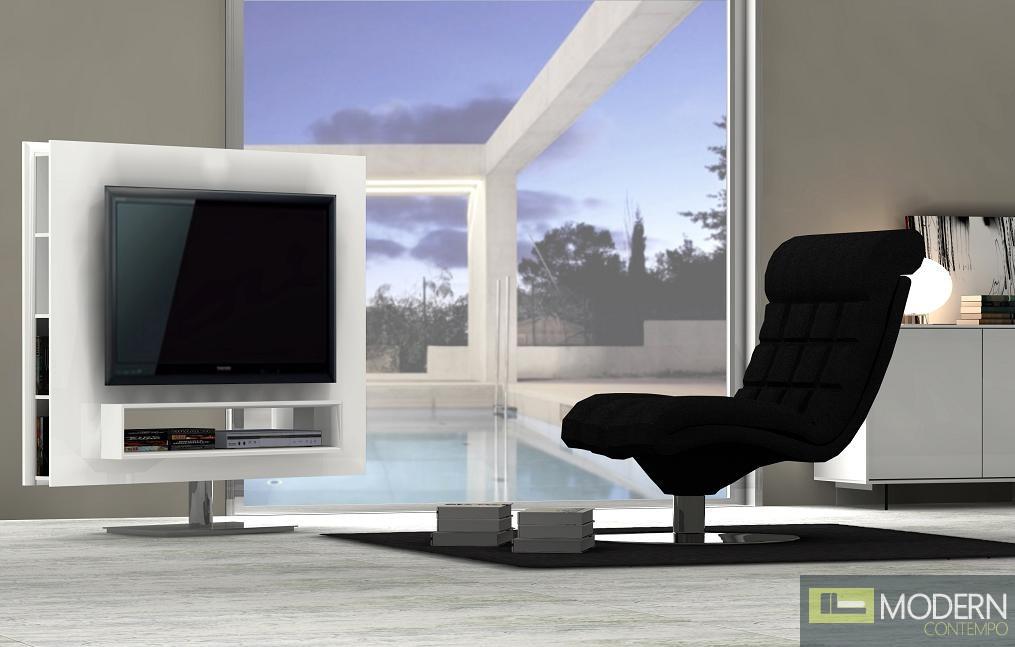 Amora Premium Swivel TV Unit
