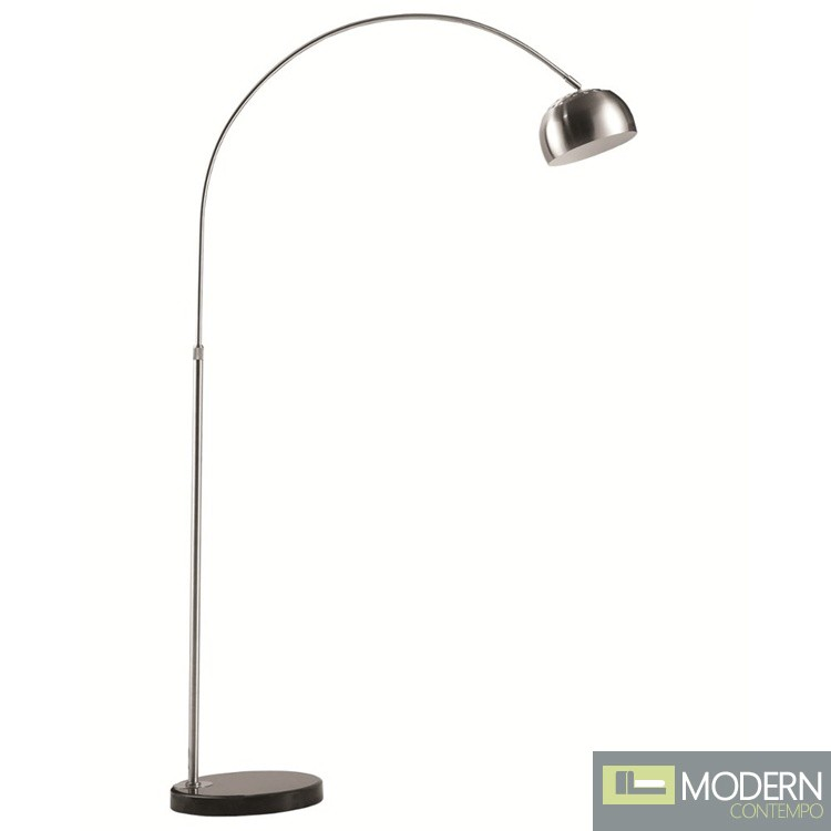 Arco Coster Lamp, Black