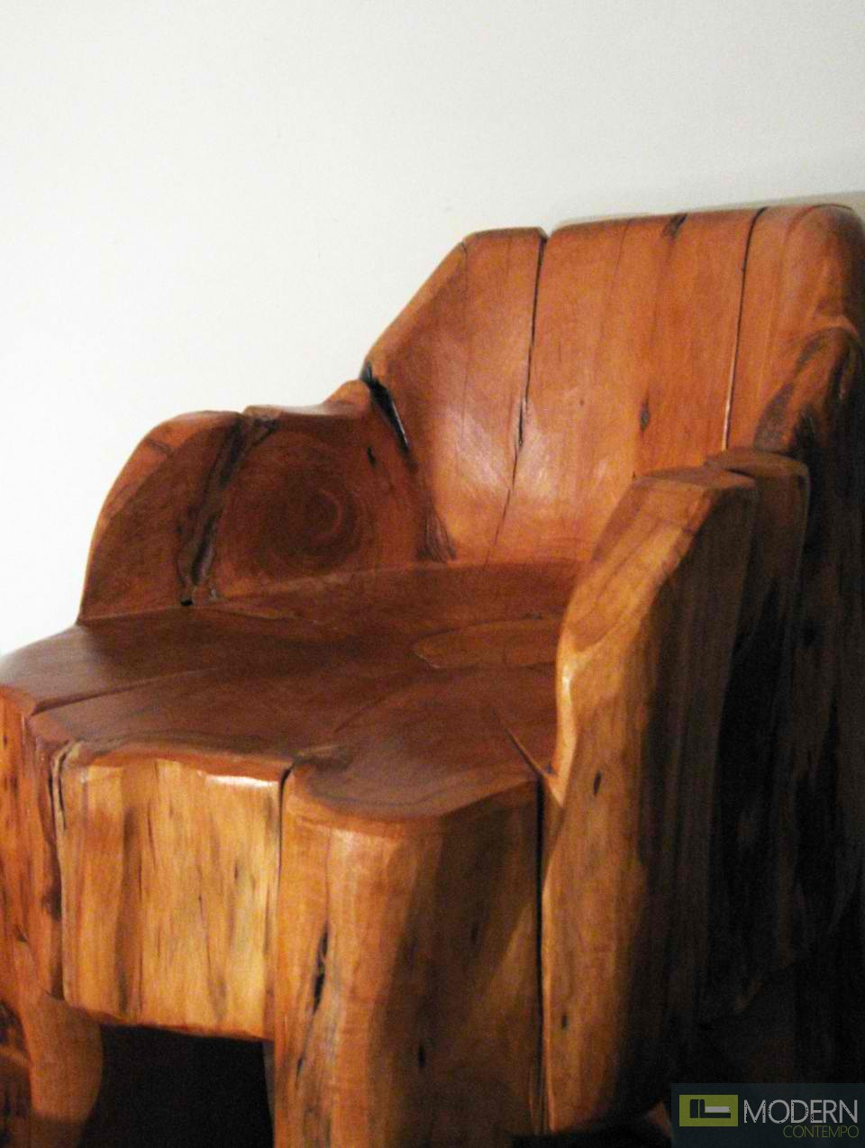 Charming PATAGONIA RUSTIC ARMCHAIRS