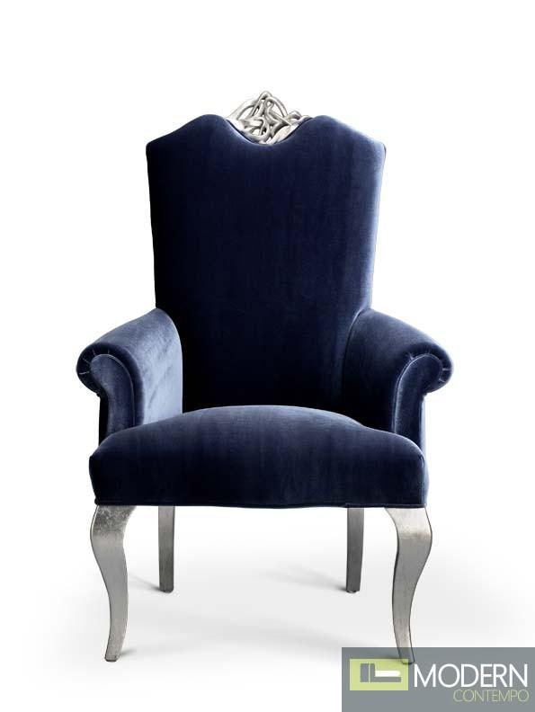Elena Baroque Rococo style Arm chair