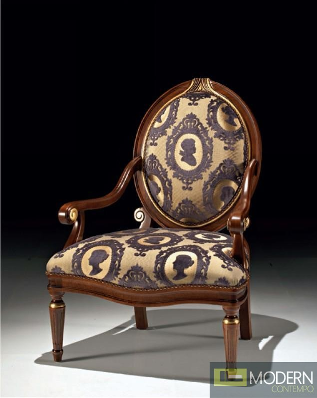 Bakokko Arm Chair, Model 1729-A