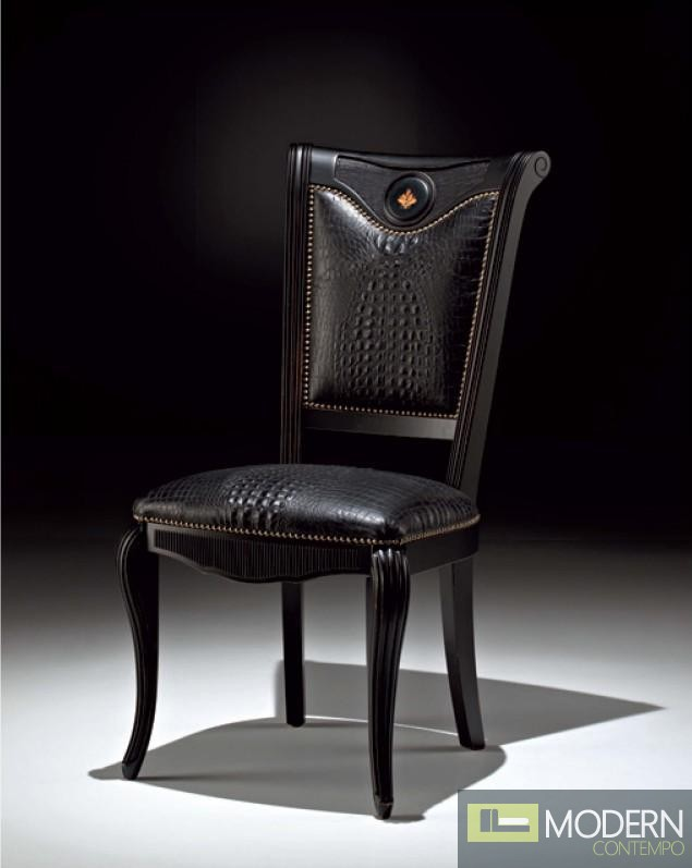 Bakokko Side Chair, Model 1254-S