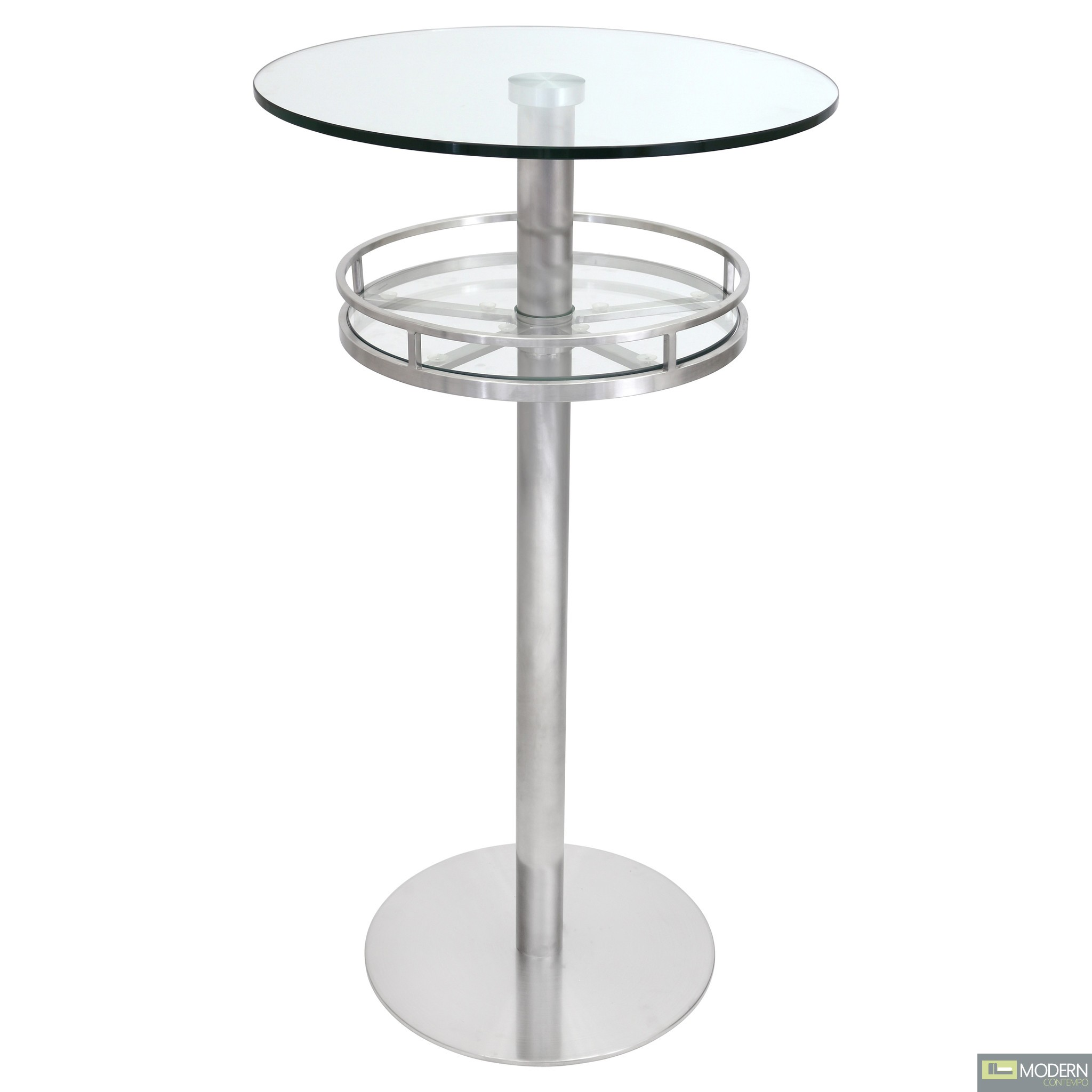 LumiSource Cora Bar Table