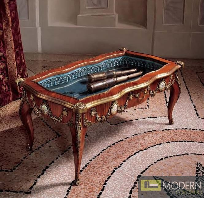 Colenzia Classic Coffee Table