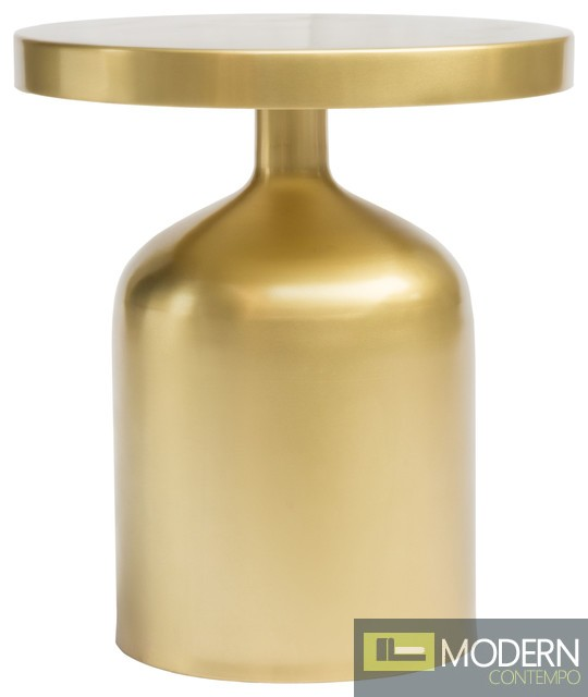 Kendal Accent Table Brass