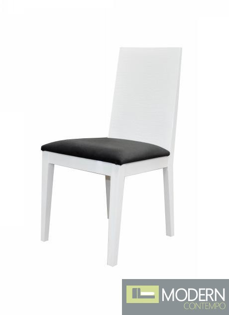 A&X Bridget White Dining Chair