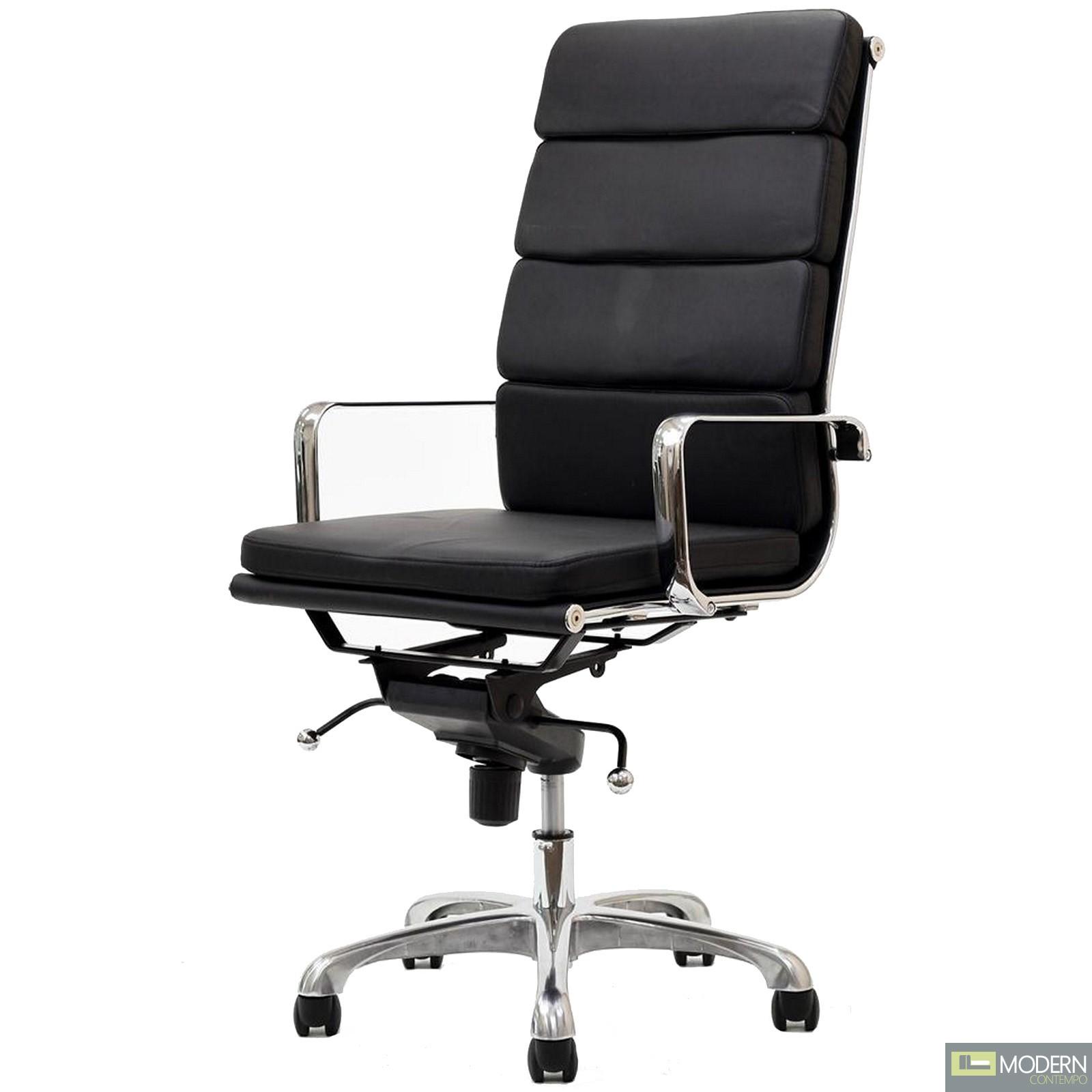 Eden Highback Office Chair in Vinyl