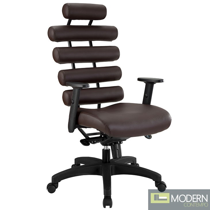 Unico Office Chair Brown