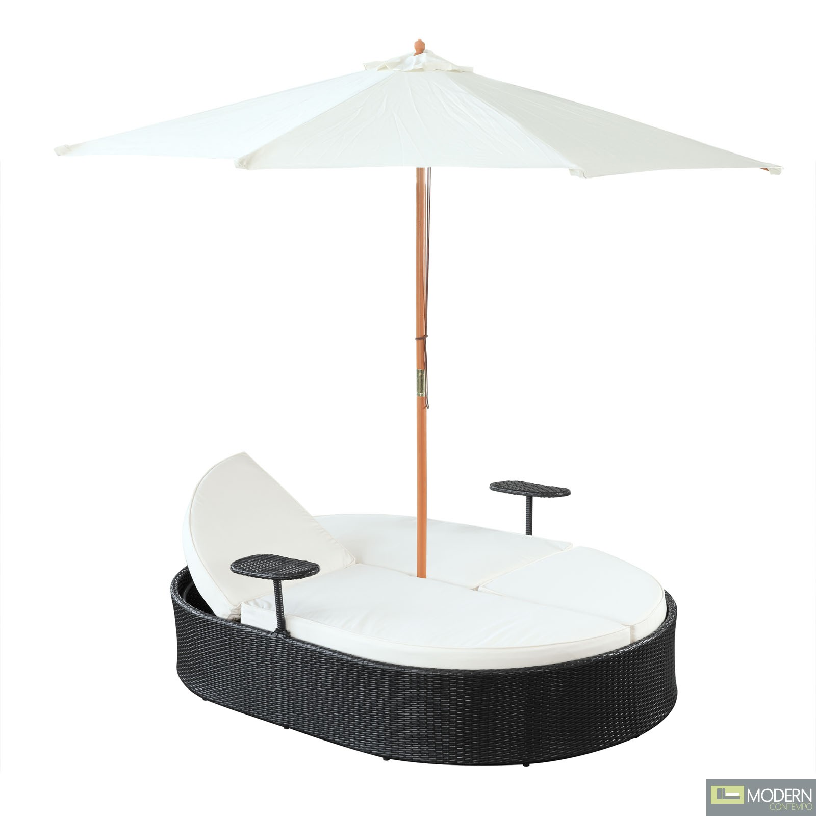 Nagoya Dual Outdoor Patio Chaise