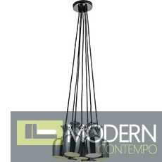Industrial 7 Light Pendant