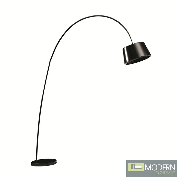 Estal Floor Lamp, Black