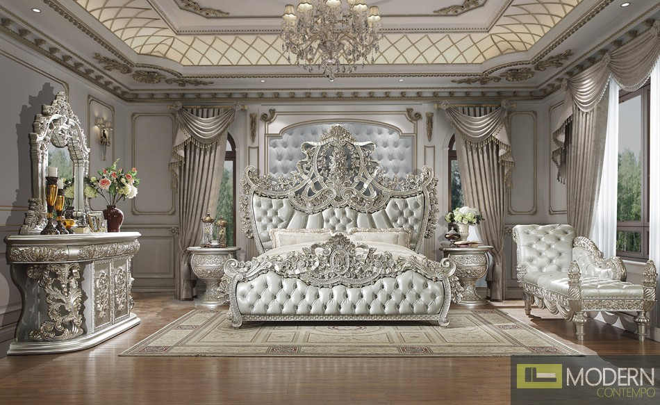 Palazzo European Style Luxury King Bed