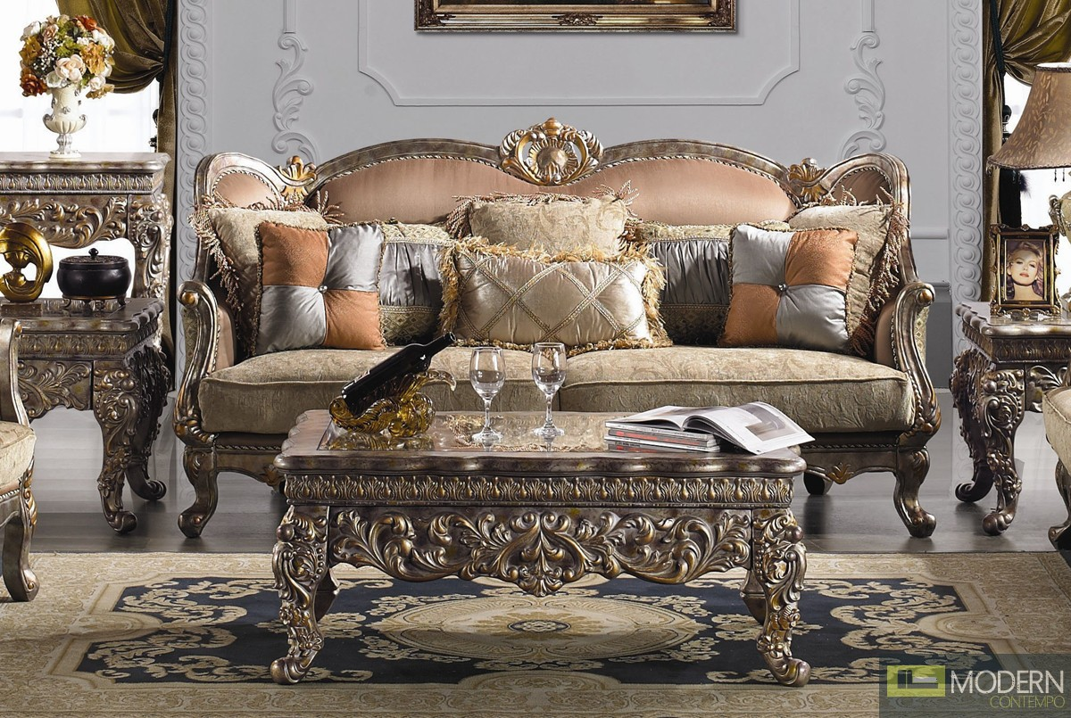 traditional living room furniture traditional upholstery european design formal 11868