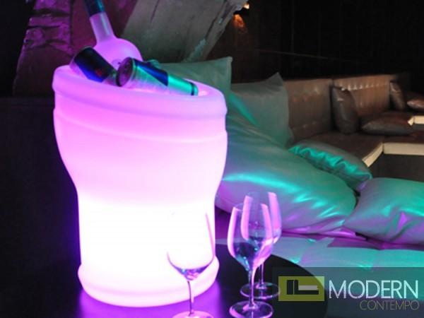 Illuseo LED Indoor Outdoor Ice Bucket Lamp