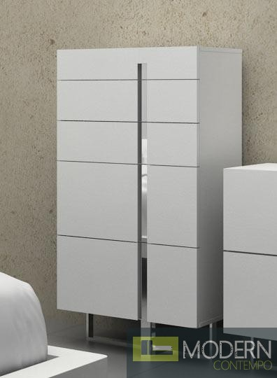 Modrest Voco - Modern White Bedroom Chest