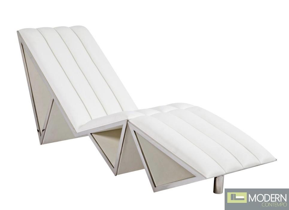 Elektra  leather Chair & Ottoman
