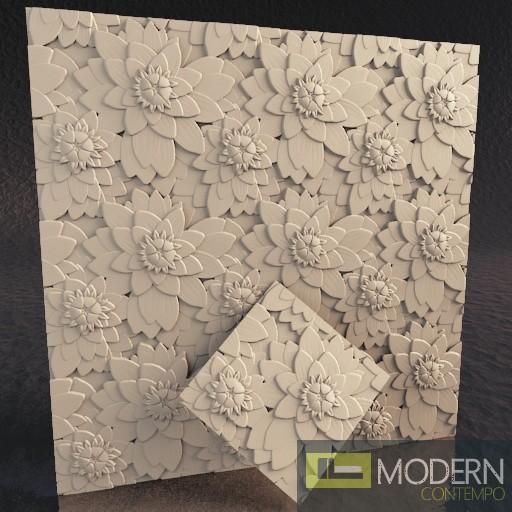 TexturedSurface 3d wall panel TSG181