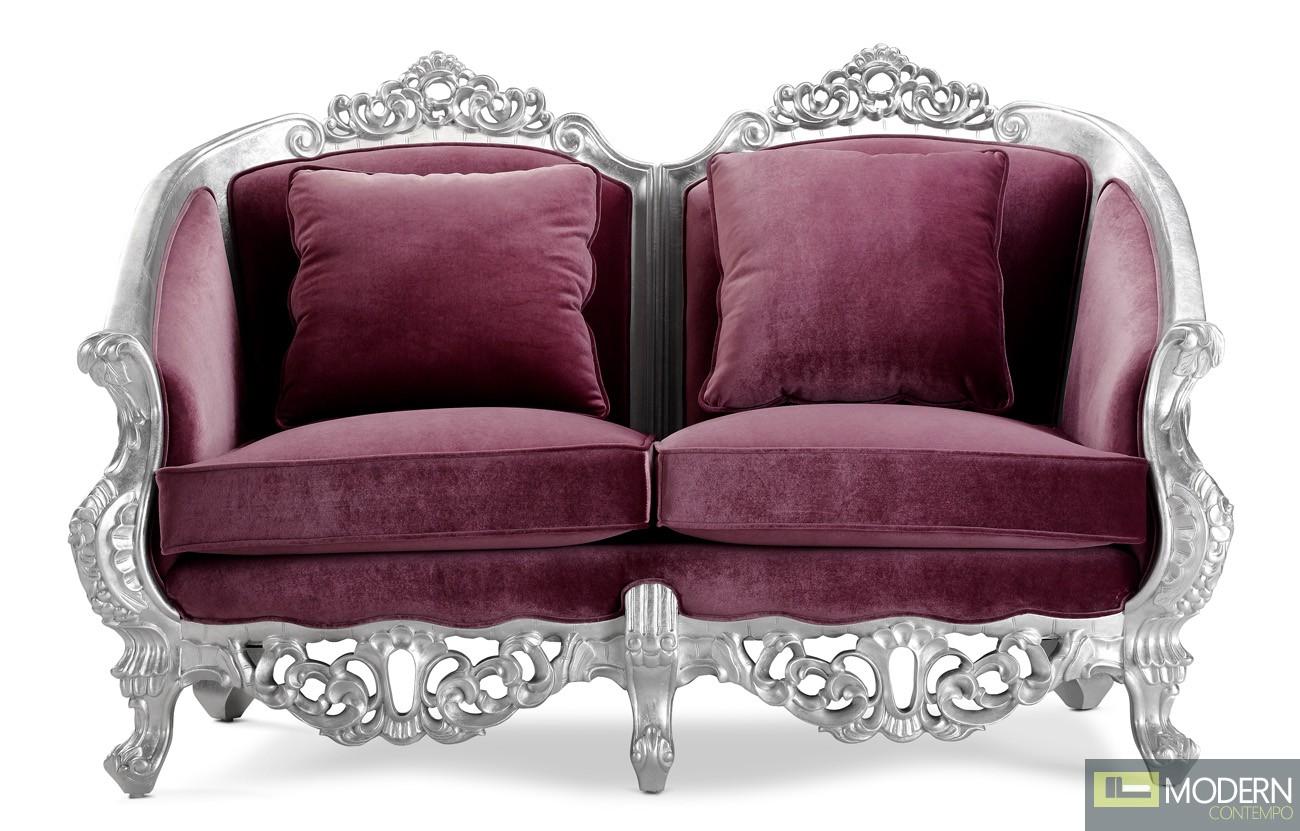 elnora neo classic luxury living room sofa set. Black Bedroom Furniture Sets. Home Design Ideas