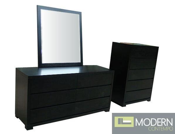Pictured with Sarabi Six-Drawer Dresser w/ Mirror