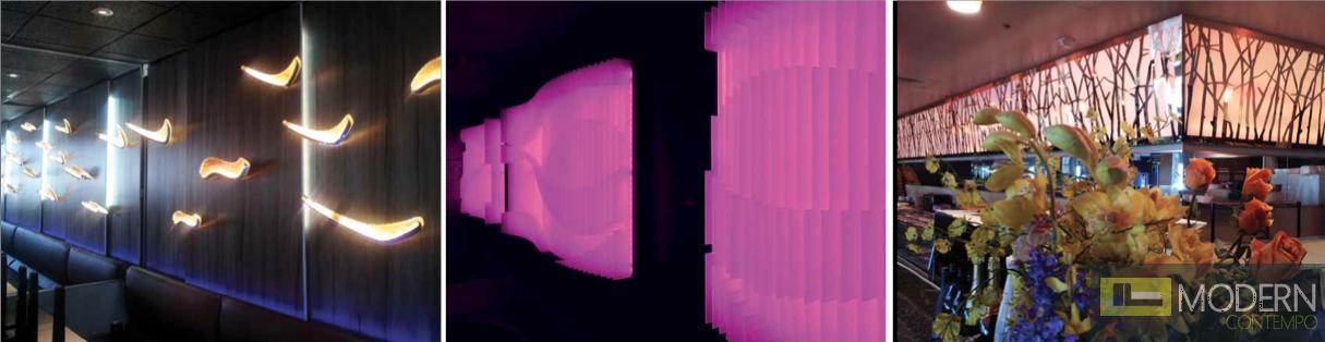 I3DWALL LED LIT  3D PANEL CUSTOM