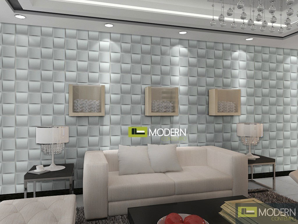 Weave 3d Wall Panel