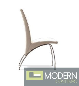 Modrest Y01 White Modern Dining Chair