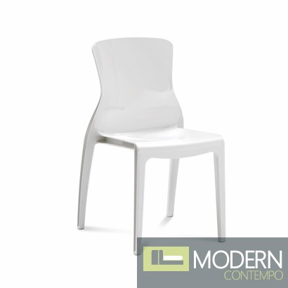 Domitalia Crystal Stackable Dining Chair
