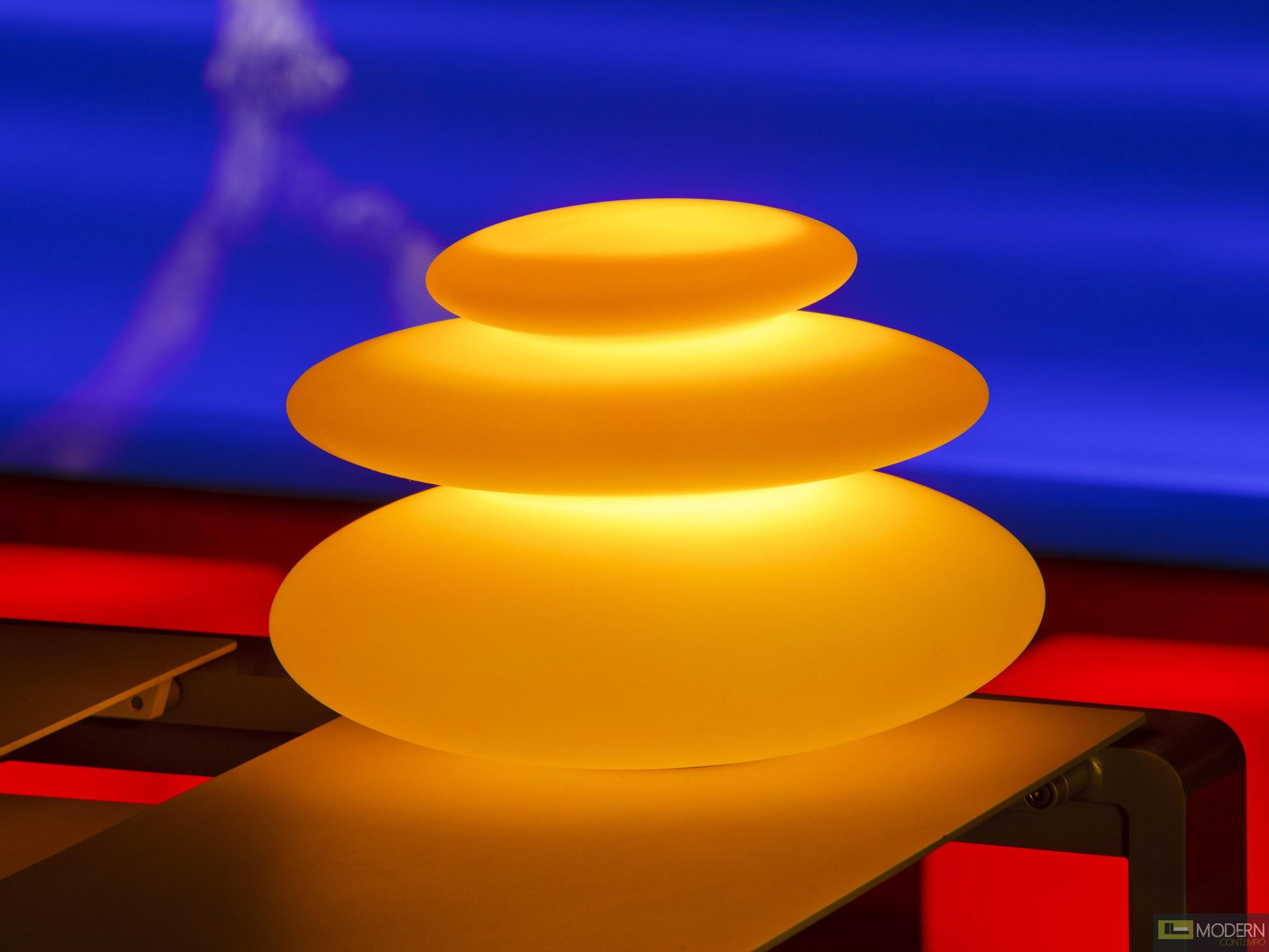 Zen LED Indoor Outdoor Lamp