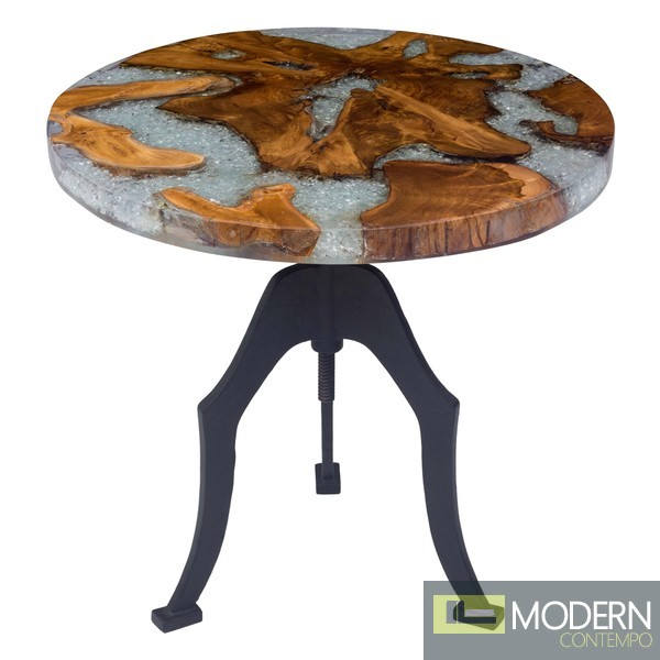Fissure Side Table