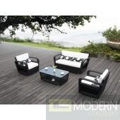 Renava HT18 4-Piece Outdoor Patio Set