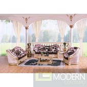 3pc  Luxury Living Room Sofa Set -MC1903