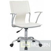 Swivel Arm Chair, Pneumatic Gas Lift