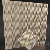 3d gypsum hard wall panel
