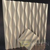 TexturedSurface 3d wall panel TSG199