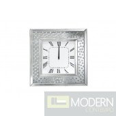 Simone Wall clock with Crystals