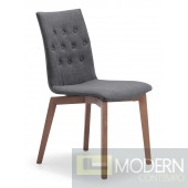 Orebro Chair Graphite Fabric
