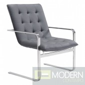 Rockford Occasional Chair, Gray