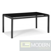 Liftoff Dining Table Black