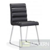 Banana Dining Chair Black